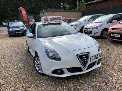 Alfa Romeo Giulietta Hatchback 1.4 TB MultiAir Veloce 5dr
