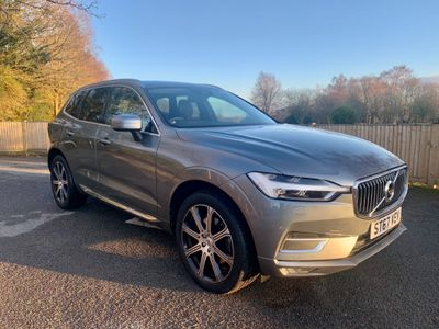 Volvo XC60 SUV 2.0 D4 Inscription Pro Auto AWD (s/s) 5dr
