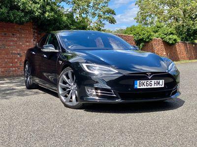Tesla Model S Saloon 90D Auto 4WD 5dr