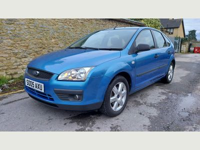 Ford Focus Hatchback 1.4 Sport 5dr