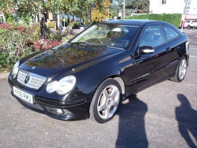 Mercedes-Benz C Class Coupe 2.5 C230 SE 7G-Tronic 2dr