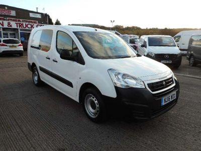 Peugeot Partner Other 1.6 HDi S L2 Crew Van 4dr