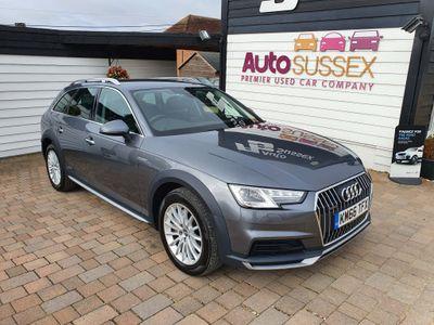 Audi A4 Allroad Estate 2.0 TDI Allroad S Tronic quattro (s/s) 5dr