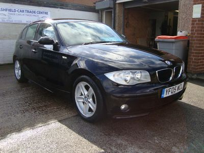 BMW 1 Series Hatchback 2.0 118i Sport 5dr