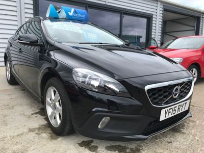 Volvo V40 Cross Country Hatchback 2.0 D2 SE Cross Country Geartronic (s/s) 5dr