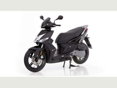 Kymco Agility Moped 50 City +50
