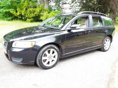 Volvo V50 Estate 2.0 D3 ES 5dr