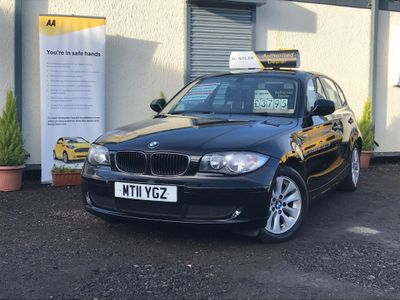 BMW 1 Series Hatchback 2.0 116i ES 5dr