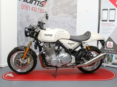 Norton Commando Naked 960 961 Sport (MKII) Naked