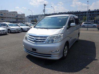 Toyota Alphard MPV 3.0 MS Ltd Edition