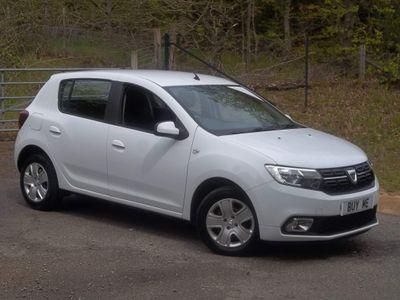 Dacia Sandero Hatchback 0.9 TCe Laureate (s/s) 5dr