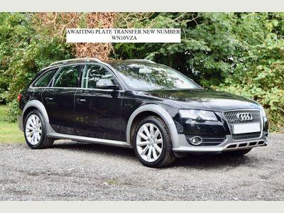 Audi A4 Allroad Estate 2.0 TDI CR quattro 5dr