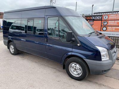 Ford Transit Minibus 350 2.2TDCi 135 LWB MINIBUS (FACTORY)