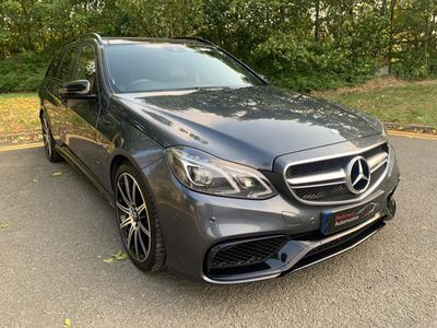 Mercedes-Benz E Class Estate 5.5 E63 AMG S MCT 5dr