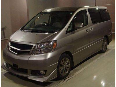 Toyota Alphard MPV AS Premium Alcantara Ver Petrol 2.4 Auto
