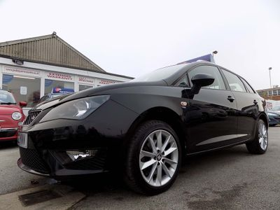 SEAT Ibiza Estate 1.6 TDI CR FR ST 5dr