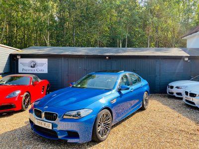 BMW M5 Saloon 4.4 M DCT 4dr