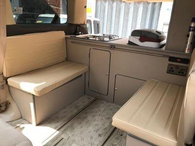Toyota Alphard rear conversion 2.4 petrol auto sunroofs Campervan campervan