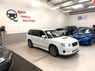 Subaru Forester SUV JDM SG5 CROSS SPORTS 2.0 TURBO S EDITION