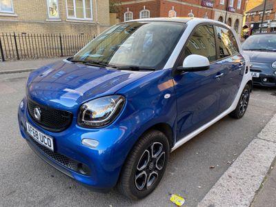 Smart forfour Hatchback 1.0 Prime Twinamic (s/s) 5dr