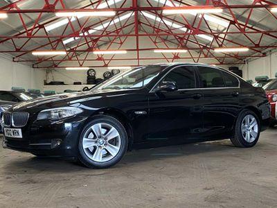 BMW 5 Series Saloon 2.0 520d EfficientDynamics 4dr