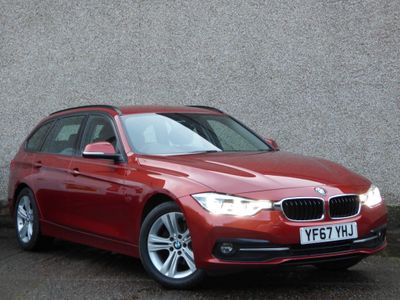 BMW 3 Series Estate 1.5 318i Sport Touring (s/s) 5dr