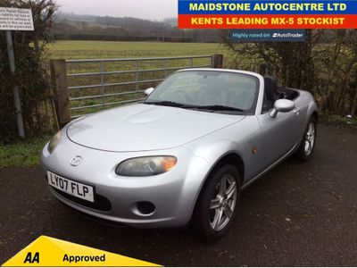Mazda MX-5 Convertible 2.0 Option Pack Convertible Leather A/C