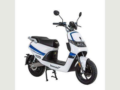 Lexmoto Impulse 1500W Moped Electric