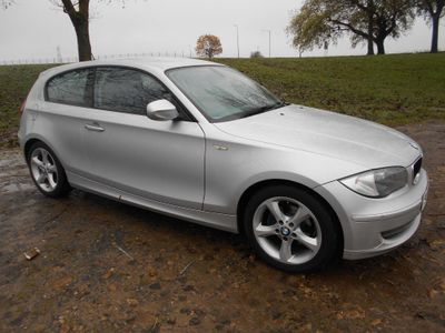 BMW 1 Series Hatchback 2.0 116d Sport 3dr
