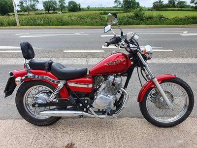 Honda CMX250 Unlisted