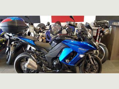 Kawasaki Z1000SX Sports Tourer SX ABS Tourer