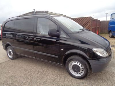Mercedes-Benz Vito Panel Van 2.1 109CDI Compact Panel Van 5dr