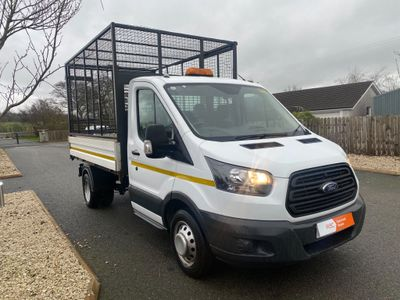 Ford Transit Chassis Cab 2.0 350 EcoBlue RWD L2 H1 EU6 2dr (DRW)