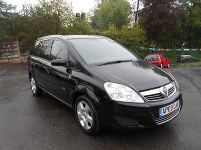 Vauxhall Zafira MPV 1.8 i VVT 16v Breeze 5dr