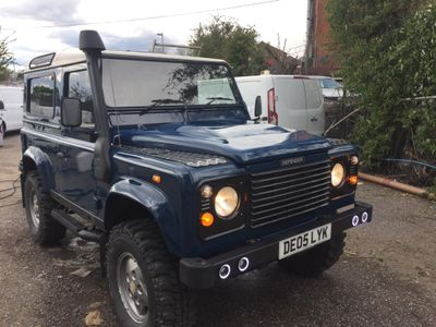 Land Rover Defender 90 SUV Station wagon