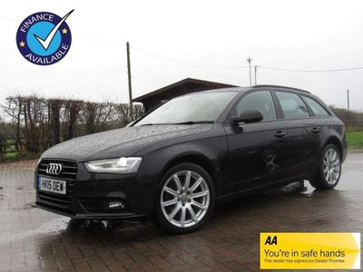 Audi A4 Avant Estate 2.0 TDI SE Technik Avant Multitronic 5dr