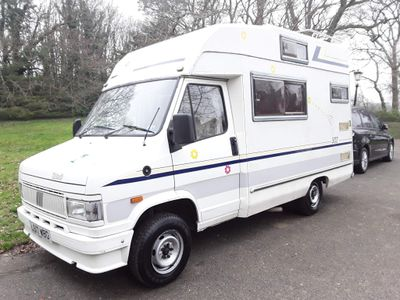 Compass Calypso Coach Built 302