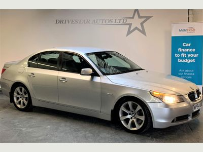 BMW 5 Series Saloon 4.4 545i V8 SE 4dr