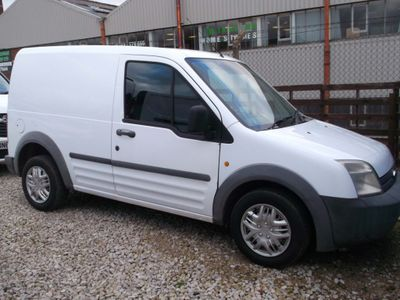 Ford Transit Connect Panel Van 1.8 TDCi T220 SWB L Panel Van 4dr (EU4)
