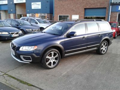 Volvo XC70 Estate 2.0 D3 DRIVe SE Lux Geartronic 5dr