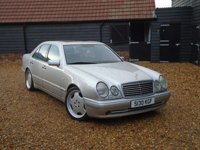 Mercedes-Benz AMG Saloon 5.4 E55 AMG Saloon 4dr Petrol Automatic (290 g/km, 354 bhp)
