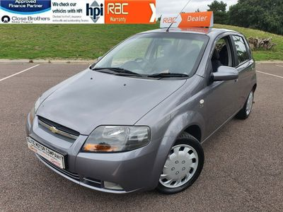 Chevrolet Kalos Hatchback 1.2 SE 5dr
