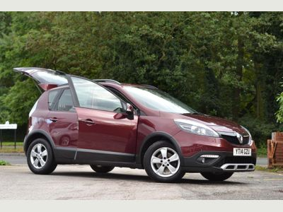 Renault Scenic Xmod MPV 1.6 dCi Dynamique Tom Tom (s/s) 5dr