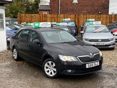 SKODA Superb Hatchback 2.0 TDI CR DPF S 5dr