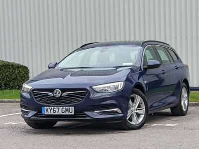 Vauxhall Insignia Estate 2.0 Turbo D BlueInjection Design Sports Tourer (s/s) 5dr