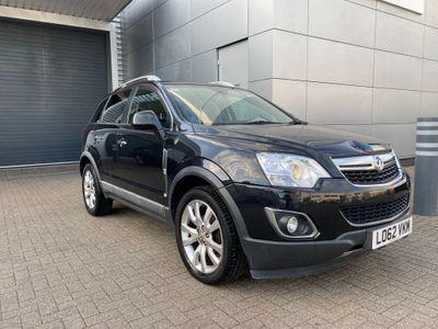 Vauxhall Antara SUV 2.2 CDTi SE Nav AWD (s/s) 5dr