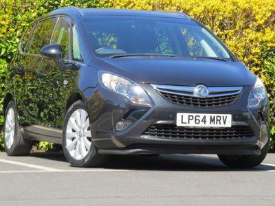 Vauxhall Zafira Tourer MPV 2.0 CDTi 16v SE 5dr