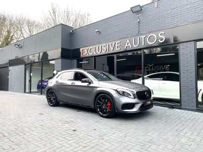 Mercedes-Benz GLA Class SUV 2.0 GLA45 AMG (Premium) SpdS DCT 4MATIC (s/s) 5dr