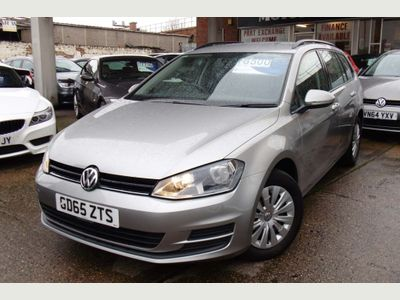 Volkswagen Golf Estate 1.6 TDI BlueMotion Tech S (s/s) 5dr