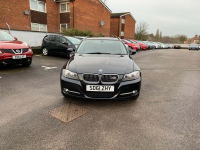 BMW 3 Series Estate 2.0 318d Exclusive Touring 5dr